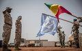 La Force de la MINUSMA créé le Secteur Centre pour rendre plus efficace sa présence dans la région de Mopti