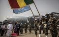 Le Royaume-Uni déploie 250 Casques bleus au Mali