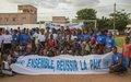Journée Internationale de la paix à Bamako : la cohésion sociale en son cœur