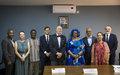 Nouvelle contribution de la République fédérale d'Allemagne de 2,11 millions de dollars au Fonds fiduciaire en soutien à la paix et la sécurité au Mali