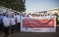 En marche vers une autre victoire sur le VIH-Sida