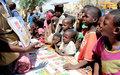 200 enfants sensibilisés lors de la commémoration de la Journée Internationale de lutte antimines à Tombouctou