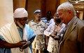 Hervé Ladsous au Mali : « les maliens doivent se mobiliser pour la paix, nous serons à leurs côtés ! »