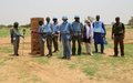 La MINUSMA appuie les autorités maliennes à établir des mesures de sauvegarde pour un site archéologique