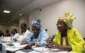 La MINUSMA contribue à l'émergence d'une société civile locale mieux outillée