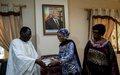 Lecture et application correctes des lois maliennes : la MINUSMA offre un recueil de textes au Ministère en charge de la justice