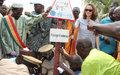 Les Nations Unies accompagnent l'Etat Malien : Des espaces pastoraux  pour atténuer les conflits entre éleveurs et agriculteurs