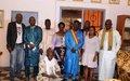 Mopti : la nouvelle cheffe de Bureau à la rencontre des Autorités Régionales