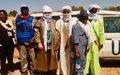 La MINUSMA participe à la réduction des violences communautaires par le lancement de deux projets agricoles à Gao