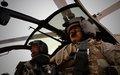 Mission de maintien de la paix des Nations Unies : « une opportunité à vie » pour une femme pilote