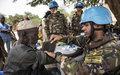 Les Casques bleus bangladais offre de l'espoir aux villageois du Nord du Mali