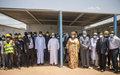 Centre Médical COVID-19 de la MINUSMA : l'ONU et l'État malien continuent de s'épauler en riposte à la pandémie