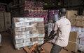 Appui au Plan national de réponse contre le Covid-19 - Les Nations unies remettent un deuxième lot de 32,4 tonnes de matériel et d'équipements médicaux