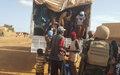 Inondations à Ménaka : La MINUSMA accompagne les autorités pour venir en aide aux sinistrés