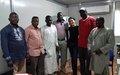 Gao : Le nouveau bureau du Conseil Communal des Jeunes rencontre la MINUSMA