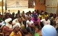 La sensibilisation se poursuit dans la région de Gao : La MINUSMA visite les communautés dans le cercle d'Ansongo