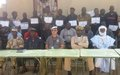 La Gestion et les Techniques Professionnelles d'Intervention sujet d'un stage au profit des Forces de la Sécurité Maliennes à Tombouctou
