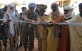 Gossi : La garde Nationale dotée de nouveaux locaux équipés par la MINUSMA