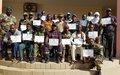Les secours sur le fleuve et la migration illégale sujets de deux formations de la MINUSMA à Tombouctou