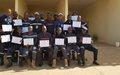 Tombouctou : l'initiation à la gestion des risques industriels au cœur d'une formation de la Police des Nations Unies (UNPOL)