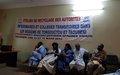 Taoudéni : les capacités des autorités intérimaires du Collège Transitoire renforcées