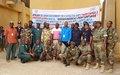 Tombouctou : le Renseignement en milieu pénitentiaire au centre d'une formation