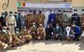 Tombouctou : la sécurisation des prisons au cœur d'un atelier organisé par la MINUSMA