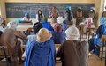 Tombouctou : Une mission conjointe de la MINUSMA à Ber