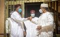 Rencontre RSSG ANNADIF et President nigérien M. ISSOUFOU