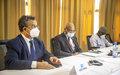 Réunions de la mission du Médiateur de la CEDEAO sur le suivi de la situation socio-politique au Mali