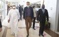 Arrivée au Mali de M. Jean-Pierre LACROIX, Secrétaire général adjoint aux opérations de paix de l'ONU