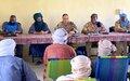 Kidal : Une délégation de la MINUSMA à Aguelhok pour rencontrer et rassurer les populations