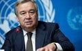 Message du Secrétaire général de l'ONU à l'occasion du début du Ramadan