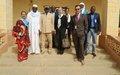 Tombouctou : une délégation de l'ambassade de la Suède en visite de travail