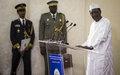 Déclaration attribuable au porte-parole du Secrétaire général- sur le Tchad