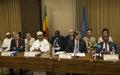 Point de presse des Ambassadeurs Co-présidents du Conseil de sécurité en mission au Mali les 22 et 23 mars 2019