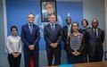 Les Pays-Bas apportent une contribution d'environ 1.17 millions de dollars au Fonds Fiduciaire en Soutien à la Paix et la Sécurité au Mali