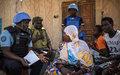 A un Sommet des chefs de la police, l'ONU souligne le rôle essentiel des Bérets bleus