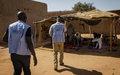 Déclaration attribuable au porte-parole du Secrétaire général sur les affrontements intercommunautaires et les violations des droits de l'homme dans la région de Mopti, Mali