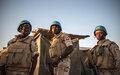 Faire connaitre et comprendre aux opinions publiques des pays contributeurs l'engagement de leurs troupes pour la paix au Mali