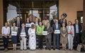 Mali : Lancement de la campagne « Agir pour protéger les enfants affectés par les conflits »