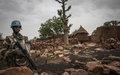 Région de Mopti - Le bataillon sénégalais de la MINUSMA s'investit dans la sécurisation des populations