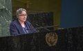 Le Secrétaire général nomme Mme Joanne Adamson, du Royaume-Uni, Représentante spéciale adjointe à la Mission de l'ONU au Mali