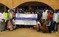 Dans la région de Gao, la MINUSMA soutient les acteurs de la paix et de la cohésion sociale