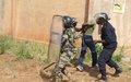 Mopti : la MINUSMA continue la formation des Forces de sécurité maliennes