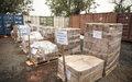 Appui au Plan malien de réponse contre le Covid-19 : Les Nations unies remettent48tonnes de matériel et d'équipements médicaux
