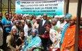 Elections : La MINUSMA met les bouchées doubles pour soutenir le gouvernement