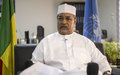 Le Chef de la MINUSMA, Mahamad Saleh Annadif, s'exprime sur la réunion du Conseil de sécurité de l'ONU sur le Mali et la situation dans le centre du pays