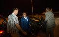 Arrivée au Mali du Représentant Spécial du Secrétaire général des Nations Unies et Chef de la MINUSMA, M. Mahamat Saleh Annadif