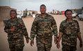 Sous un Casque bleu au Mali : les voix des guinéennes du maintien de la paix